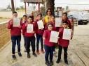 اختتام الدورة العلاجية العاطفية (ركوب الخيل) لمدرسة عبد العزيز امون في دير الاسد