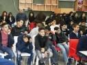 مجد الكروم: اعدادية محمود درويش تختتم أسبوعا حافلا