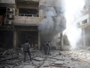 المرصد السوري: 6 قتلى حصيلة الضربات الإسرائيلية