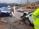 اصابة شخصين جرّاء حادث طرق بين البقيعة وكفرسميع