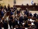 الهيئة العامة للكنيست تسقط اقتراح القائمة المشتركة بحجب الثقة عن الحكومة