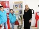مجد الكروم: بالقراءة نرتقي مشروع تربوي بمبادرة مدرسة الخطاب