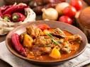 مرق اللحم والبطاطا على الطريقة الخليجية..صحتين