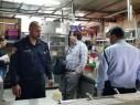 الشرطة: ضبط 20 كيلو من لحوم مذبوحة بصورة غير قانونية في مطعم بقرية نحف
