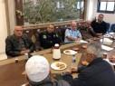 اجتماع موسع في مجلس طلعة عارة لبحث تداعيات اعمال العنف