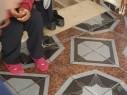 المجلس النسائي النقباوي يستنكر ربط سيدة بسلاسل حديدية في اللقية