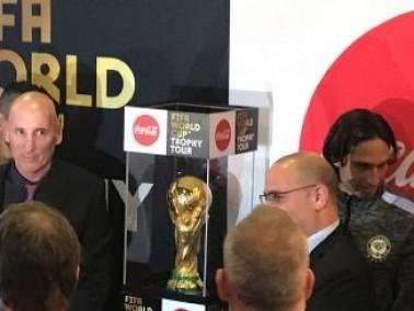 كوكا كولا تعلن:كأس العالم وصلت إلى البلاد