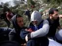 مناطق الضفة: اصابات في مواجهات مع قوات الجيش الاسرائيلي