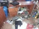 مجهولون يعيثون خرابًَا في بقالة بالمشيرفة بعد اقتحامها وسرقة مبلغ من المال
