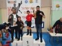 فريق كيك بوكس نتسيرت عيليت يحقق نتائج مميزة في بطولة اسرائيل