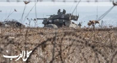 تفجير عبوة ناسفة بقوة عسكرية إسرائيلية قرب غزة