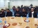 عقد الصلح بين أعضاء فريقي مكابي يافة الناصرة وبسمة طبعون