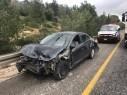 إصابة سيّدة إثر حادث طرق على شارع 85 غربي مجد الكروم