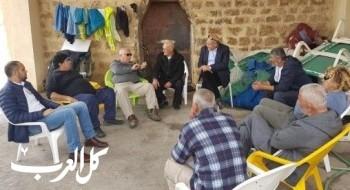 النائب الزبارقة: صيادو الفريديس يحافظون على ما تبقى من هوية الطنطورة
