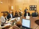 لجنة التربية والتعليم البرلمانية تناقش موضوع العنف ضد المعلمين