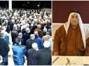 دير الاسد: الالاف يشاركون بتشييع رجل الاعمال الحاج صالح ذباح