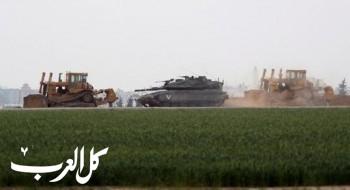 مصادر فلسطينية: الطائرات الاسرائيلية تقصف أرضا زراعية جنوب القطاع