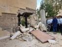 مصرع مواطن وإصابة 2 آخرين بعد إنهيار بناية في القدس إثر انفجار اسطوانات غاز