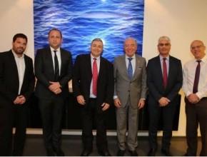 بنك هبوعليم وماستر كارد اتفقا على التعاون الاستراتيجي