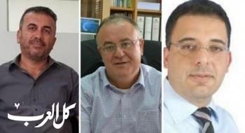 محمد منصور وعمر سلطان ينافسان مأمون عبد الحي على رئاسة بلدية الطيرة
