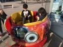 جمعية اختر السعادة - الناصرة توزع الحلوى على الاطفال في الحدائق العامة