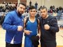 النصراوي أحمد اشتيوي يدرج أفضل لاعب في البلاد ويتوج كبطل اسرائيل بوزنه