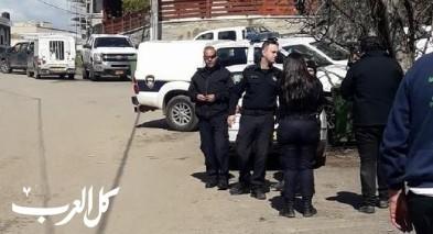 مواطنون من عرابة: قوات الشرطة تداهم المدينة