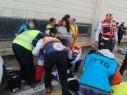 تمرين يحاكي سقوط صواريخ في ابن سينا كفرمندا