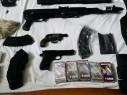 ضبط اسلحة غير مرخصة واعتقال مشتبه في مدينة الخليل