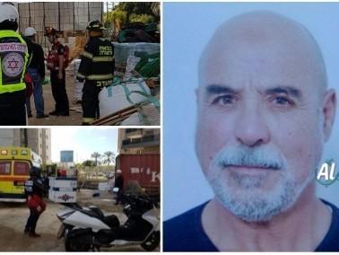 بيتح تكفا: مصرع عامل جراء سقوطه في ورشة بناء