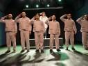 نجاح باهر لمسرحية خوش بوش في مدرسة أورط الشافعي عكا