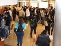 طلاب مدارس حيفا يشاركون في معرض التعليم العالي