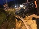 إصابة 7 أشخاص بجراح متفاوتة جراء حادث على مدخل شعب