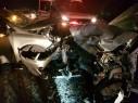 مصرع حسن ماضي (81 عاما) من الشبلي واصابة اخرين بحادث طرق مروع قرب كفركما