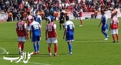 جمهور باقة يصفق للفحماويين رغم الخسارة 2-0