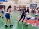 فتيات مجد الكروم بكرة السلة يحققن فوزًا بيتيًا
