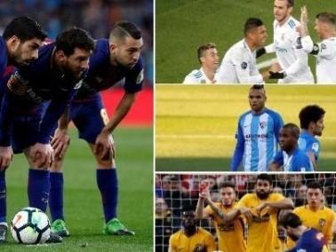 مواجهات قوية في الدوري الاسباني اليوم