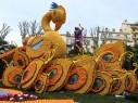 صور من فرنسا: أجواء مميزة في مهرجان الليمون الـ85