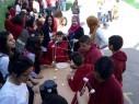 يوم الأعمال الخيريّة في قرية دير الأسد ضمن سلسلة فعاليات المدرسة الاعدادية