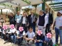 هيئة مياه رهط تبدع في يوم الأعمال الخيرية في المدينة