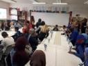 مشروع التعايش في مدرسة كسيفة ابو ربيعة الاعدادية