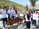 مجد الكروم: يوم الفعاليات الخيرية في مقبرة الشهداء
