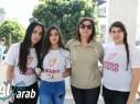 طلاب ثانوية الشاغور مجد الكروم يشاركون بيوم الاعمال الخيرية
