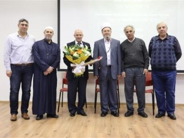 أكاديمية القاسمي تكرِّم البروفيسور بشار سعد
