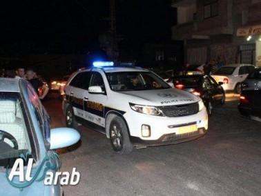 الشرطة: اعتقال 3 قاصرين قاموا برشق الحجارة في العيساوية