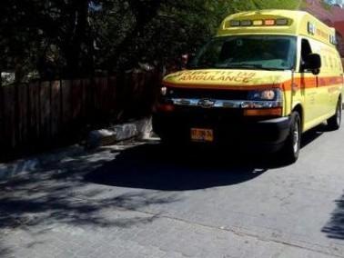 مصرع شاب في حادث عند مدخل بئر هداج