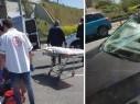 مصرع رجل (65 عامًا) من كفار سابا جراء حادث طرق قرب مفرق جلجولية