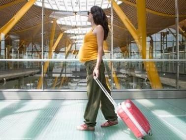 نصائح للحامل قبل السفر