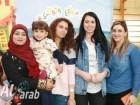 طلاب وامهات السلام مجد الكروم يحتفلون بعيد الام مع فوزي وموزه