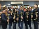 فوز طلاب مدرسة المجد النصراوية بالمراتب الأولى قطريا باللغة الانجليزية